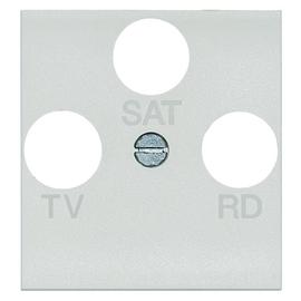 N4207 BTICINO ZENTRALSTÜCK F. SAT/TV 3-LOCH Produktbild