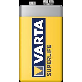 02022101411 VARTA SUPERLIFE 9V Blister 1 Produktbild