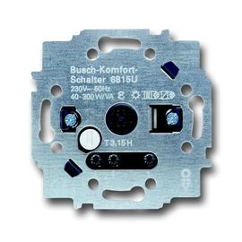 6815U BUSCH-JAEGER KOMFORT-EINSATZ 230V GLÜH/HA NIEDERV.HAL.KONV.TRAFO 40-300W Produktbild