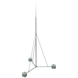 105750 DEHN FANGSTANGE,FREISTEHEND,ALU, L7500 M.VARIABLEM STATIV ST/TZN Produktbild