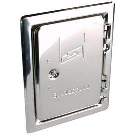 476020 DEHN REVISIONSTÜR NIRO 285X225 F.UP-TRENNSTELLE Produktbild