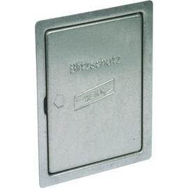 476100 DEHN REVISIONSTÜR ST/TZN,M. SCHNAPP-. VERSCHL 230X180,F.UP-TRENNSTE. Produktbild