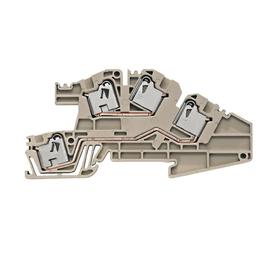 1837030000 WEIDMÜLLER PDL 4 S/L/L Installations-Etagenklemme Produktbild