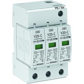 5094624 OBO V 20/C-3 280 ÜBERSPANNUNGS- ABL. VE - 3TE Produktbild
