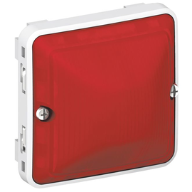 69583 LEGRAND FR AP EINSATZ LICHTSIGNAL MODULAR GRAU PLEXO IP55 Produktbild