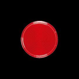 37.05 JUNG LICHTSIGNAL-HAUBE FLACH, RUND, RO T LAMPE LMAX. 35MM Produktbild
