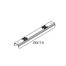22157756 ZUMTOBEL ZX2 T-V TRAGSCHIENEN- VERBINDER ZX2-SYSTEM Produktbild