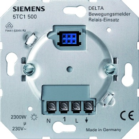 5TC1500 SIEMENS UP-BEWEGUNGSMELDER- RELAIS-EINSATZ DELTA Produktbild