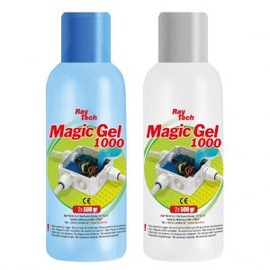 MG RAYTECH MAGIC GEL 2K-ISOLIERENDES U. VERSIEGELNDES FLUID 2X 0,5 FLA. Produktbild