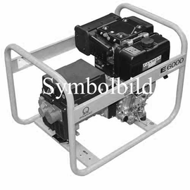 E4500-SHI HARTNER STROMERZEUGER DIESEL 230V(3,31KV) MANUELL YANMAR 70 Produktbild
