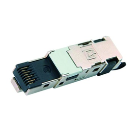 J80026A0003 TELEGÄRTNER STX-IP20 STECKER RJ45CAT6SW AWG22-AWG26 FELDKONFEKTBAR Produktbild