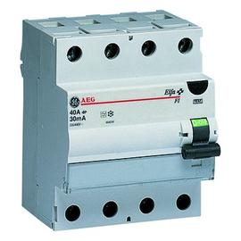 604208 GE FI40/0,03-4 FI SCHUTZSCH. 40/4/0,03 Typ A Produktbild