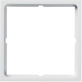 WYA550 HAGER ZWISCHENRAHMEN 50X50 MM, BRILLIANT WEISS KALLYSTO Produktbild