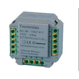 1002417 WAREMA TRENNRELAIS 230VAC 700VA IP20 Produktbild
