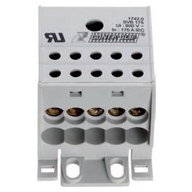 1742.0 CONTA-CLIP SVB 175 SCHRAUBVERTEI. BLOCK EG1X16-70 AG10X2,5-16 Produktbild