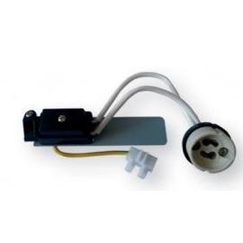 MY-68230 LEUCHT-WURM FASSUNG HI-SPOT ES50 230V GU10 M.ANSCHL.KLEM./KAPPE/BÜG. Produktbild