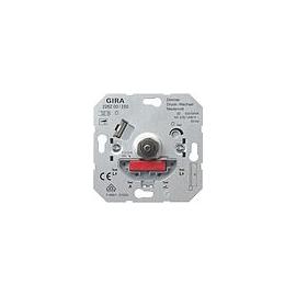 226200 GIRA NV-DIMMER 20-500W/VA MIT DRUCK-WECHSELSCH. KONV.TRAFO HV LED, ESL Produktbild