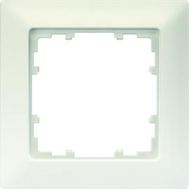 5TG2551-0 SIEMENS RAHMEN 1-FACH DELTA LINE TITANWEISS Produktbild
