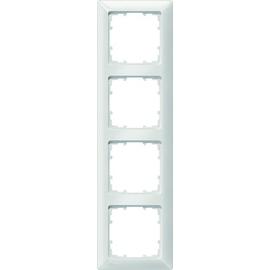 5TG2554-0 SIEMENS RAHMEN 4-FACH DELTA LINE TITANWEISS Produktbild