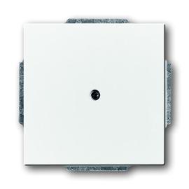 1742-84 BUSCH-JAEGER BLINDZENTRAL SCHEIBE FUTURE DAVOS/STUDIOWEISS Produktbild