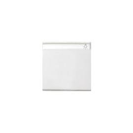 29903 GIRA WIPPE BESCHRIFTUNGSFELD SYSTEM 55 REINWEISS Produktbild