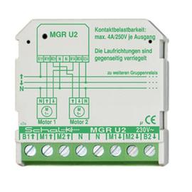 MGRU29 PCE MOTOR-GRUPPEN-RELAIS  230V AC 2 WECHSLER 5A Produktbild