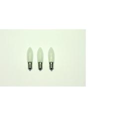 914238 HELLUM LED KERZE GERIFFELT 16V 0,1W E10 MATT 3ER-BLI(F.15TLG.LED-KETTE) Produktbild