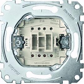 MEG3150-0000 MERTEN QUICK FLEX TASTER-EINSATZ SCHLIESSER 1-POLIG Produktbild