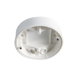 EP10425905 ESY-LUX AUFPUTZDOSE-C IP 54 WEISS F. DECKEN-WÄCHTER MD-C + PD-C Produktbild
