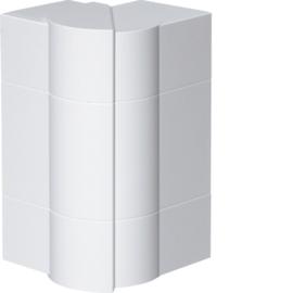 BRP651703H9010 HAGER AUSSENECK FÜR BRP 65X170 PVC REINWEISS Produktbild