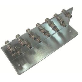 350300 Triax ERW 11 ERDUNGSWINKEL 11-FACH Produktbild