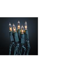 501216 HELLUM 120-TLG. MINIKETTE F. AUSSEN 27,85M LG/ M. TRAFO GRÜN/KLAR Produktbild