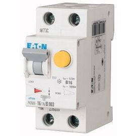 236212 EATON PKNM-16/1N/C/003-MW FI/LS KOMBI. 16A BED. STOSSSTROMF. 250A 2TE Produktbild