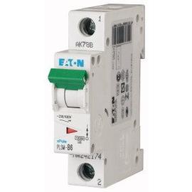 242200 EATON PLSM-C6-MW LEITUNGSSCHUTZ SCHALTER 6A 1-POLIG 1TE 10KA Produktbild