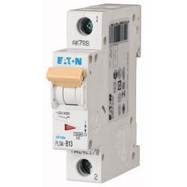 242204 EATON PLSM-C13-MW LEITUNGSSCHUTZ SCHALTER 13A 1-POLIG 1TE 10KA Produktbild