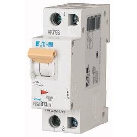 242247 EATON PLSM-B13/1N-MW LEITUNGSSCH. SCHALTER 13A 1P+N 1,5TE 10KA Produktbild