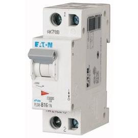 242272 EATON PLSM-C16/1N-MW LEITUNGSSCH. SCHALTER 16A 1P+N 1,5TE 10KA Produktbild
