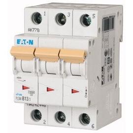 242472 EATON PLSM-C13/3-MW LEITUNGSSCH. SCHALTER 13A 3-POLIG 3TE 10KA Produktbild