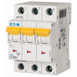 242476 EATON PLSM-C25/3-MW LEITUNGSSCH. SCHALTER 25A 3-POLIG 3TE 10KA Produktbild