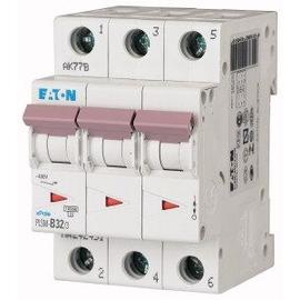 242477 EATON PLSM-C32/3-MW LEITUNGSSCH. SCHALTER 32A 3-POLIG 3TE 10KA Produktbild
