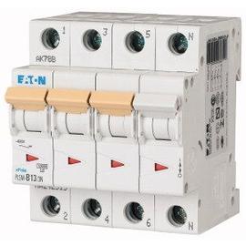 242541 EATON PLSM-C13/3N-MW LEITUNGSSCH. SCHALTER 13A 3P+N 4TE 10KA Produktbild