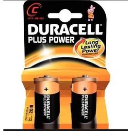 019089 DURACELL MN 1400/K2 BABY (2STK.-BL.) PLUS-POWER LR14/C RUNDZELLEN Produktbild