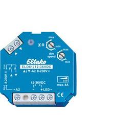 61100865 ELTAK ELD61/12-36VDC LED-DIMM SCHALTER 4A 230VAC/DC POWER MOSFET Produktbild