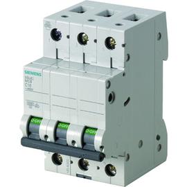5SL6316-7 SIEMENS LS-SCHALTER C 16A 3-POLIG AC 400V Produktbild