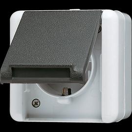 820W JUNG SCHUKO-STECKDOSE FR AP IP44 Produktbild