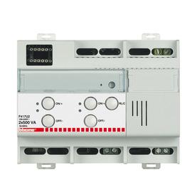 F417U2 BTICINO SCS UNIVERSAL-DIMMER 2X400VA Produktbild