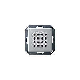 2282203 GIRA LAUTSPRECHER UP-RADIO E22 ALU Produktbild