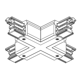 MOLTO NOA X-VERBINDER XTS-38-3 3-PHASEN WEISS 208-19170383 Produktbild