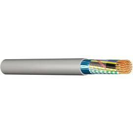 F-YAY 2X2X0,6P grau 100m Ring Fernmeldekabel f. Innenräume Produktbild