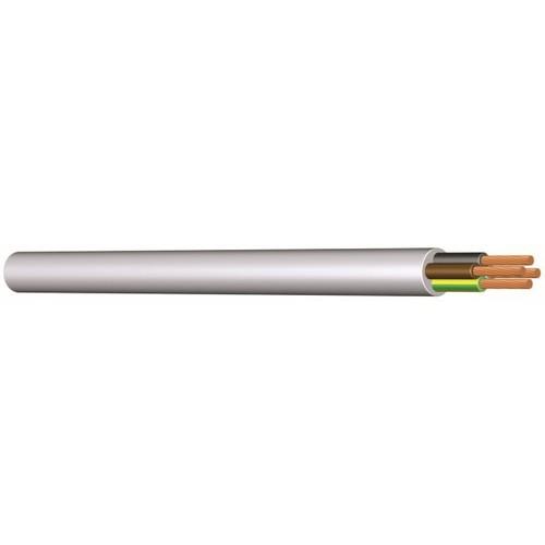 A03VV-F YML-J 3G1 grau 50m Ring PVC-Schlauchleitung Produktbild Front View L